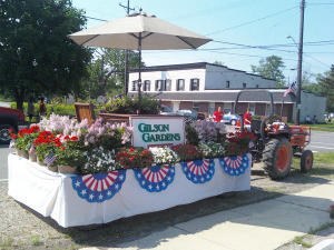 Memorial Day Parade in downtown Perry!