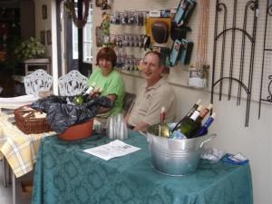 Nick Ferranti and our own Sue Koprowski